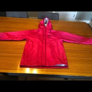 Kids Lightly Used Patagonia Rain Jacket